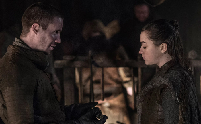 GOT's Joe Dempsie AKA Gendry Opens Up On The Intimate Scene With Maisie Williams AKA Arya Stark