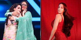 Geeta Kapur pens a heartfelt note for co-judge Nora Fatehi