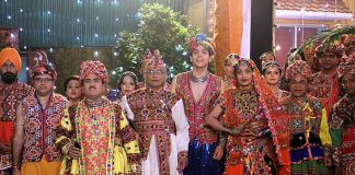 Gokuldhaam Society Gears Up For Navratri Celebrations