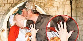 Gwen Stefani's Diamond Engagement Ring Cost Blake Shelton MORE Than $500,000! Details Inside