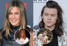 Harry Styles' New Haircut & Jennifer Aniston's FRIENDS Inspired Outfit Makes Fans Go Crazy