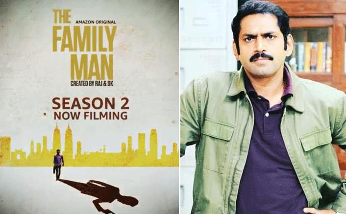 The Family Man 2: Sharib Hashmi AKA JK Talpade Has An Update Which Has Got Us Super Excited