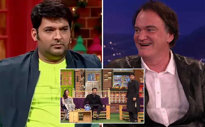 The Kapil Sharma Show: When Comedian Referred Quentin Tarantino As Sonu Because Of This Reason