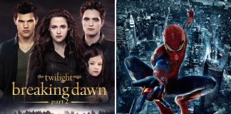 (HD App) The Twilight Saga: Breaking Dawn - Part 2: When It Surpassed The Amazing Spider-Man Globally!