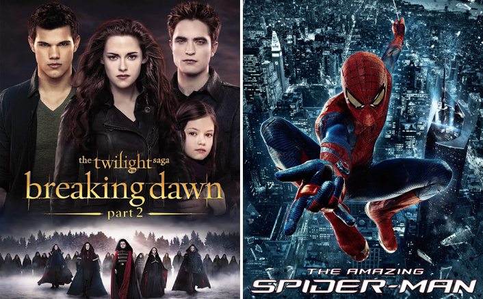 The Twilight Saga: Breaking Dawn - Part 2: When It Surpassed The Amazing Spider-Man Globally!