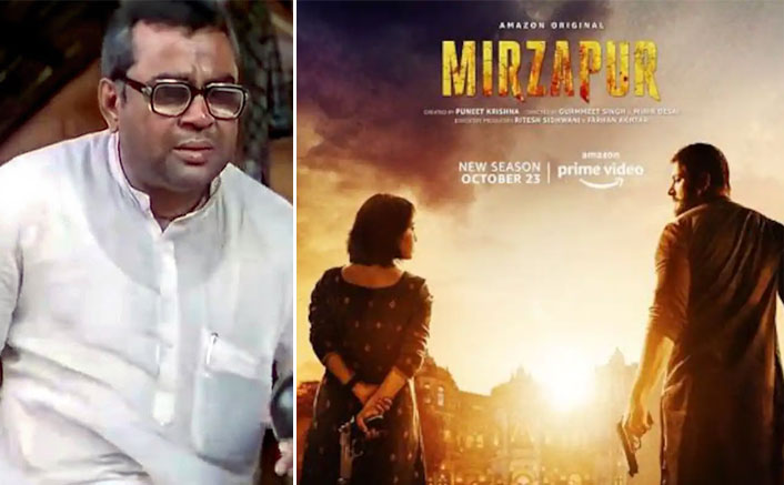 Mirzapur 2 Trailer: Phir Hera Pheri's Babu Bhaiya Invites All The Fans In His 'Mastaaa' Style