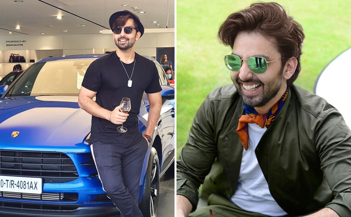 Himansh Kohli Has A Reason Behind Buying A 'Blue' Luxury Sports Car, Can You Guess?