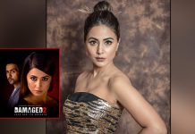 Hina Khan wins the award for popular actor female in a negative role, for Damaged2!