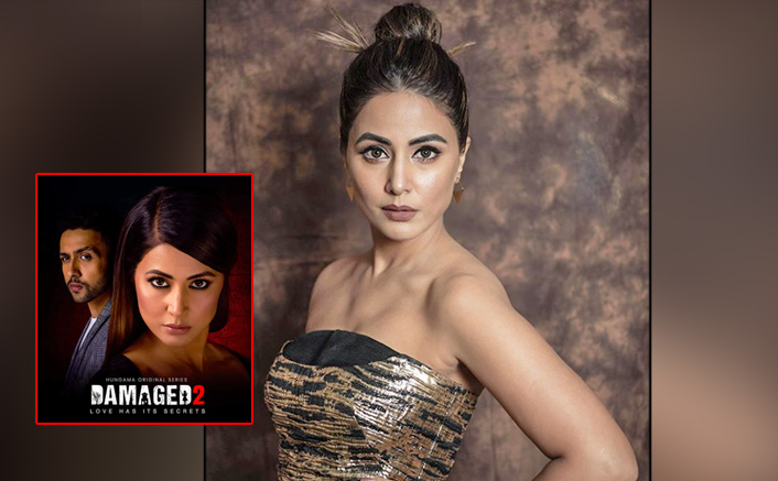 Damaged 2: Hina Khan Wins An Award For Popular Actor Female In A Negative Role