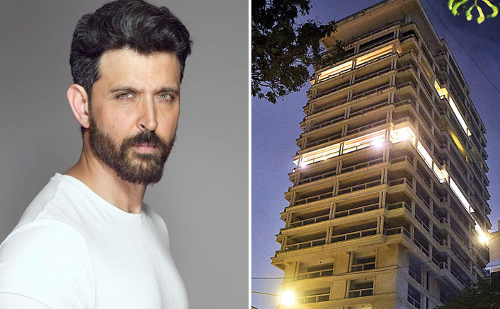Hrithik Roshan Buys Two Houses Spread Over 38000 Sq Ft In Juhu For THIS Staggering Amount?