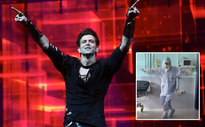 Hrithik Roshan REACTS To Assam Doctor Dancing To Ghungroo & His Response Is A Proof Of His Humbleness!