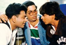 """I am so proud that I was a tiny part of this beautiful film,"" Karan Johar takes to Instagram to thank Aditya Chopra as Dilwale Dulhania Le Jayenge turns 25!"
