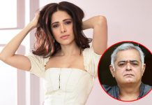 """I never thought Hansal Mehta would ever cast me in his film considering my previous projects"", Nushrratt Bharuccha"