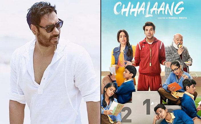 "Ajay Devgn On Producing Rajkummar Rao-Nushrratt Bharuccha's Chhalaang: ""The Whole Script Is Very Inspiration"""