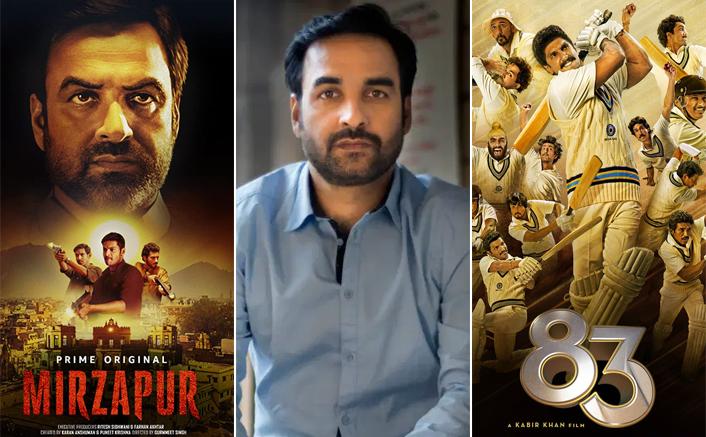 Pankaj Tripathi Witnessing A '83 x Mirzapur CRAZE In UK Is Every Actor's Dream!