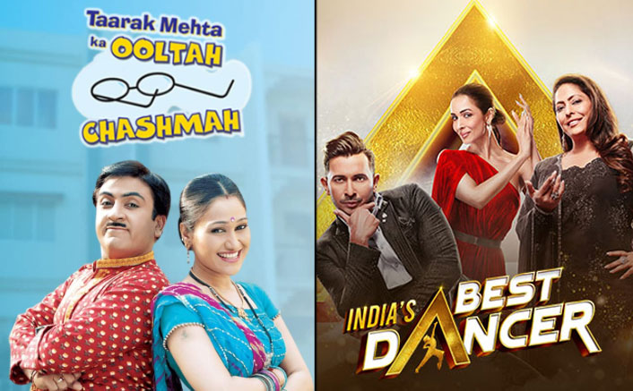 Taarak Mehta Ka Ooltah Chashmah Cast To Be A Part Of The Dance Reality Show India's Best Dancer?