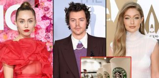 International Coffee Day 2020: From Harry Styles & Gigi Hadid To Miley Cyrus - Celebs Reveal Their Favourite STARBUCKS Drink