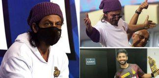 "IPL 2020: Shah Rukh Khan Screams ""Rahul, Naam To Suna Hi Hoga"" After Rahul Tripathi's Match-Winning Performance In KKR VS CSK"