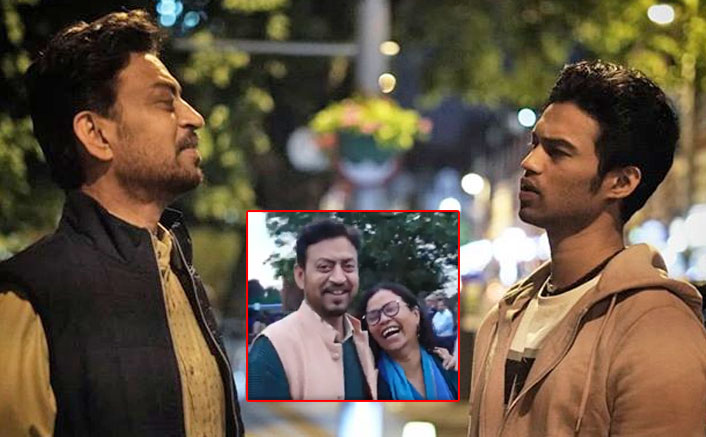Irrfan Khan Singing In His Signature Style For Sutapa Is Heartwarming To Watch, Son Babil Shares Throwback Video!