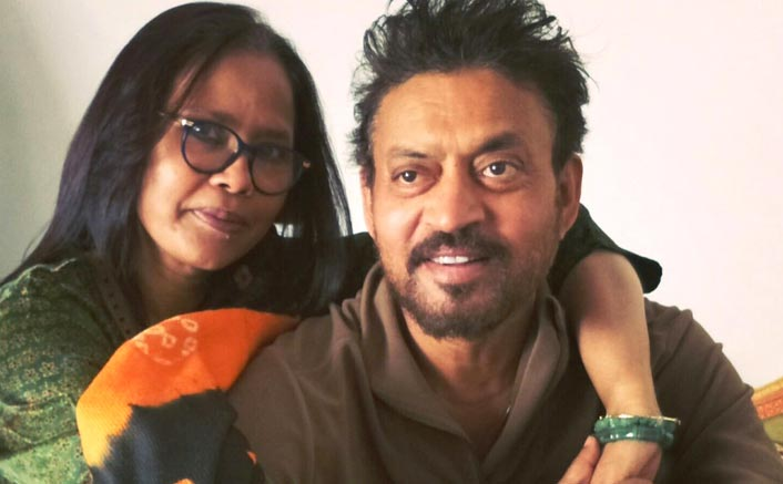 Irrfan Khan's Wife Shares A Heart-Breaking Poem About A Widow's Pain & It'll Leave You Teary-Eyed
