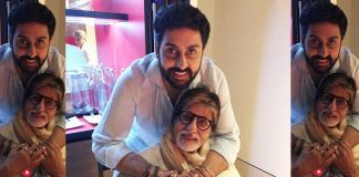 Is Amitabh Bachchan Really Hospitalised? Abhishek Bachchan Has A Hilarious Reply To It