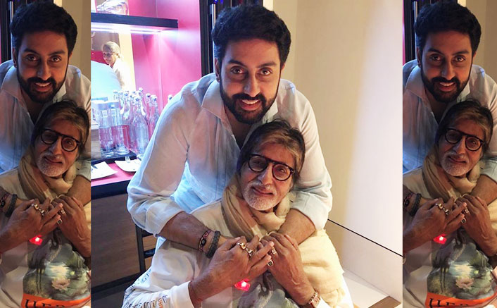 Is Amitabh Bachchan Really Hospitalised? Abhishek Bachchan Has A Hilarious Reply To It(Pic credit: Instagram/bachchan)