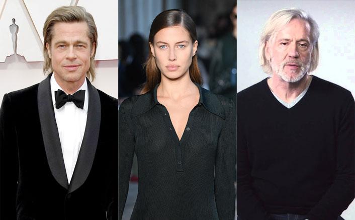 Brad Pitt's Girlfriend  Nicole Poturalski Back With Her Husband?