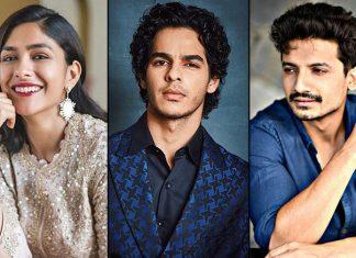 Ishaan Khatter Finds His Siblings In Mrunal Thakur & Priyanshu Painyuli For Pippa? [EXCLUSIVE]