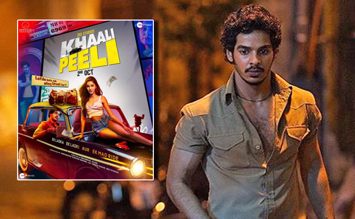 Khaali Peeli: Ishaan Khatter Receives A Thumbs Up From The Audience