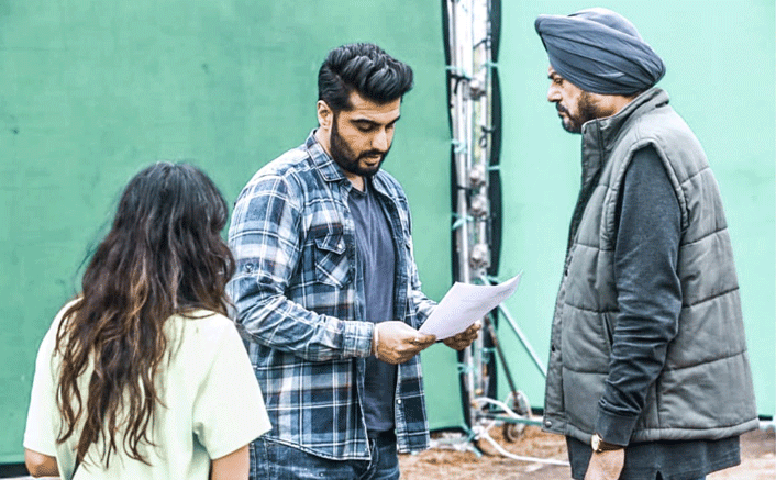 """Arjun Kapoor On Testing COVID-19 Negative & Getting Back In Action: """"I Feel Like A Kid In A Candy Store"""""""