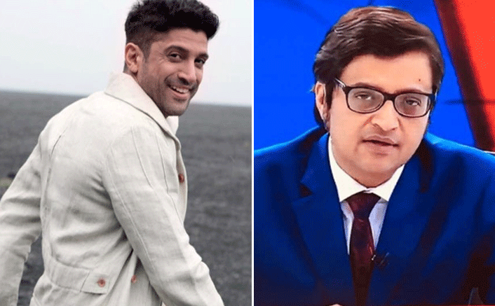 Farhan Akhtar Took The Initiative To File Lawsuit Against Arnab Goswami & Other News Channels?