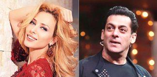 Iulia Vantur Promotes Salman Khan's Sanitiser Brand Frsh As She Records A Song, WATCH!