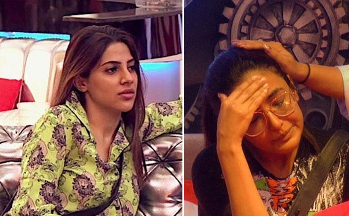 Jasmin Bhasin's emotional outbreak in the Bigg Boss house!(Pic credit: Instagram/nikki_tamboli)