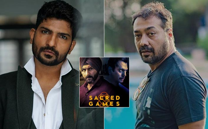 Sacred Games' Jatin Sarna AKA Bunty On How Anurag Kashyap Made Him Feel Comfortable While Shooting N*de Scene