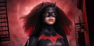 Javicia Leslie's first look as Batwoman out