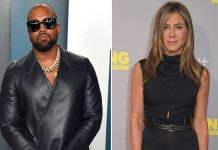 "Jennifer Aniston Reveals Who She Votes For, Says; ""It's Not Funny To Vote For Kanye"""