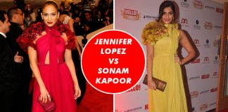 Jennifer Lopez VS Sonam Kapoor Fashion Face-Off: The Ravishing Diva In Gucci?
