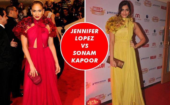 Jennifer Lopez VS Sonam Kapoor Fashion Face-Off: The Ravishing Diva In Gucci?