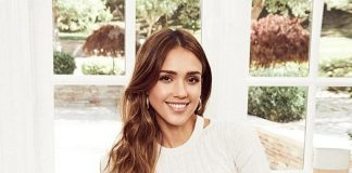 Jessica Alba: Post Covid if anybody stays at home it'll probably be the man