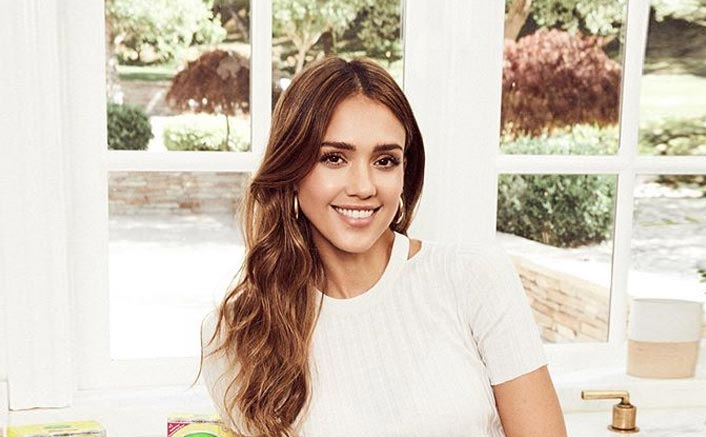 """Jessica Alba: """"Post COVID-19, If Anybody Is Going To Stay Home, It'll Be The Men"""""""