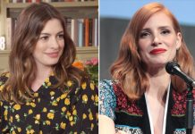 Jessica Chastain, Anne Hathaway team up for Mothers' Instinct