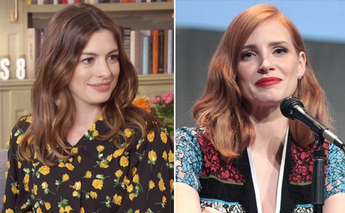 Jessica Chastain & Anne Hathaway Team Up For Psychological Thriller Mothers' Instinct