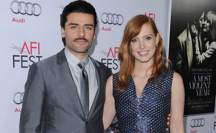 Jessica Chastain, Oscar Isaac In The Adaptation Of Ingmar Bergman's Classic 'Scenes From A Marriage'