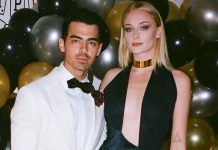Joe Jonas Gets Sophie Turner's Eye Tattooed On His Neck, Fans Think This Is The Best Tribute Ever