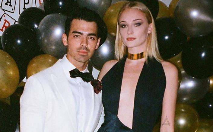 Joe Jonas Gets Sophie Turner's Eye Tattooed On His Neck, Fans Think It'sThe Best Tribute Ever