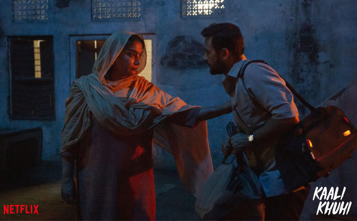 Kaali Khuhi Trailer Out! Shabana Azmi Welcomes Us To A Spooky Horror Village & It's Intriguing