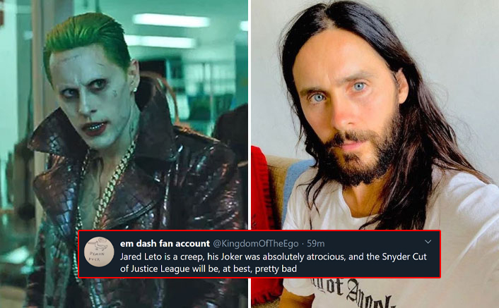 Justice League: Internet Loses Its Mind With Jared Leto Returning As Joker Reports!