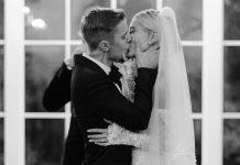 Justin Bieber & Hailey Bieber Celebrate 1st Wedding Anniversary With Sweet Social Media Posts