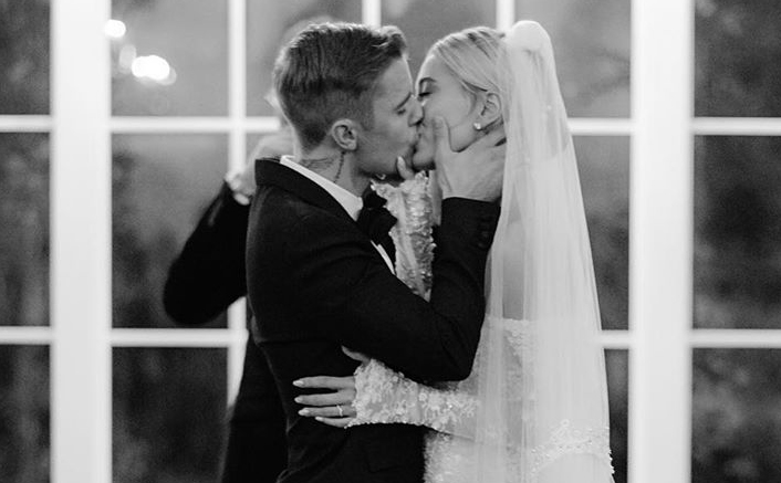 Justin Bieber & Hailey Bieber's 1st Wedding Anniversary Posts Speaks Of Their Passionate Love For Each Other!