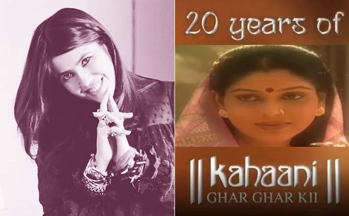 Kahaani Ghar Ghar Kii Turns 20! Ekta Kapoor Gets Nostalgic, See Post